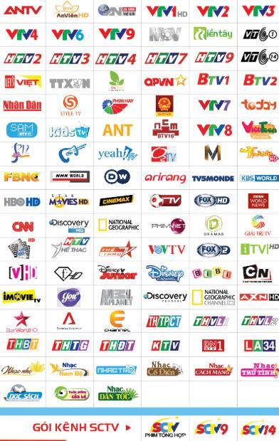 quảng cáo trên truyền hình TV