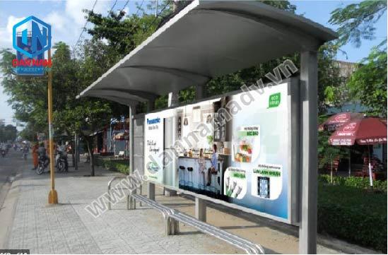 quảng cáo nhà chờ xe bus hồ chí minh