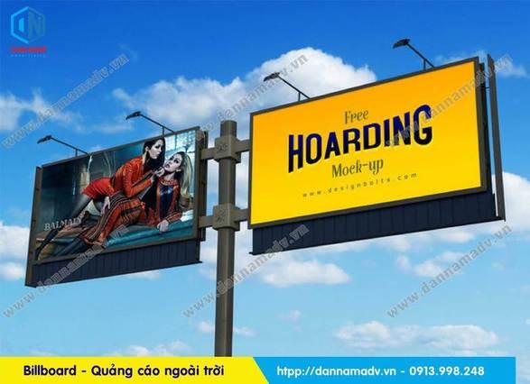 quảng cáo billboard chuyên nghiệp