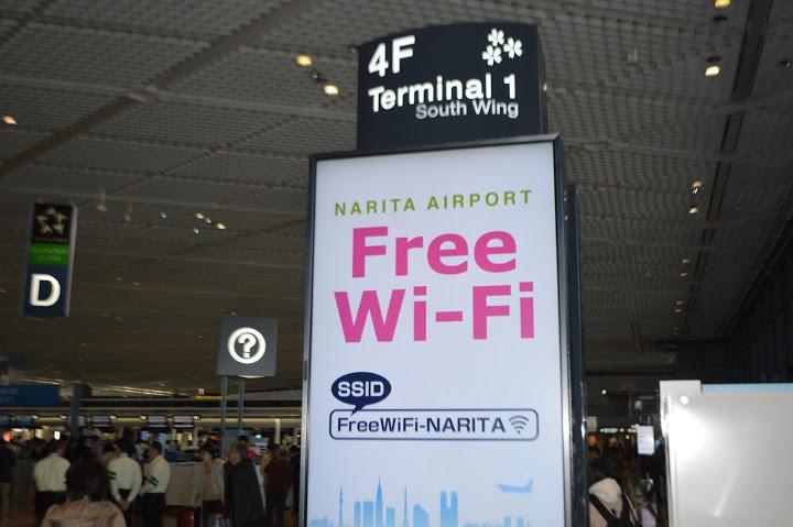 quảng cáo wifi sân bay