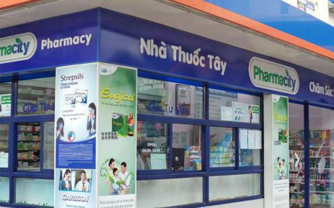 Quảng cáo tại nhà thuốc Pharmacy