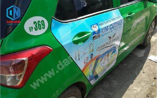 Quảng cáo taxi Phú Thọ