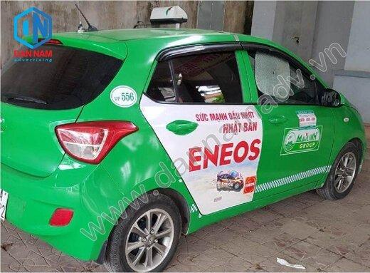 Quảng cáo taxi Tuyên Quang