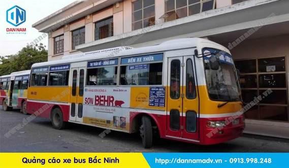 Lộ trình xe bus Bắc Ninh