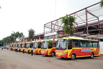 Lộ trình xe bus Bình Phước
