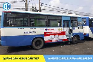 Lộ trình xe bus Cần Thơ