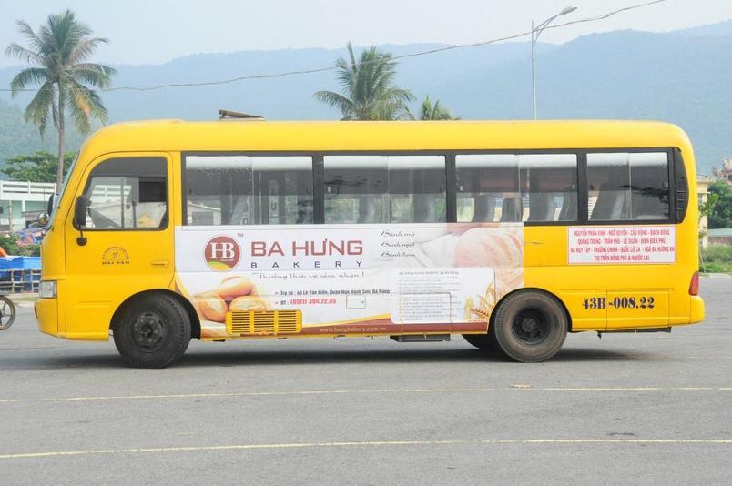 Lộ trình xe bus Đà Nẵng