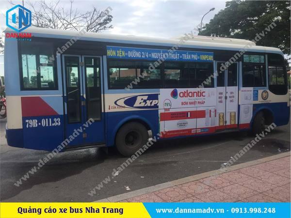 Lộ trình xe bus Nha Trang