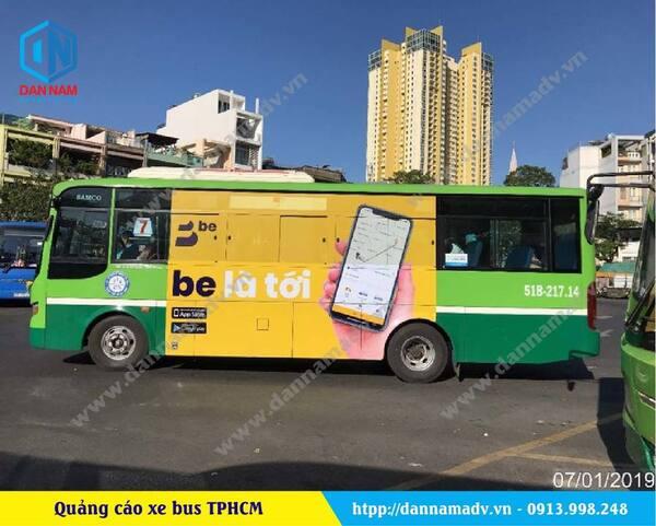 quảng cáo xe bus tại tphcm