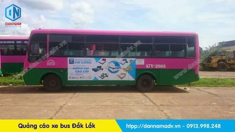 Lộ trình xe bus Đắk Lắk