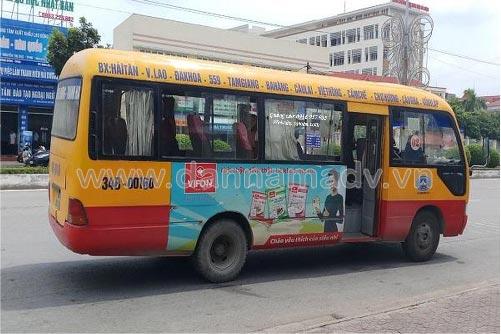 Lộ trình xe bus Hải Dương