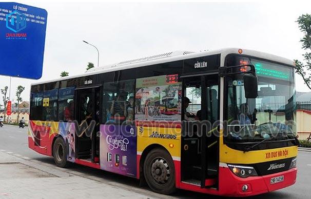 Lộ trình xe bus Hà Nam