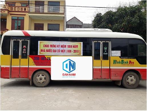 Lộ trình xe bus Ninh Bình