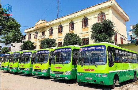 Lộ trình xe bus Tuyên Quang