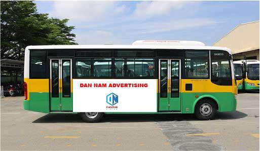 quảng cáo trên xe bus vĩnh phúc