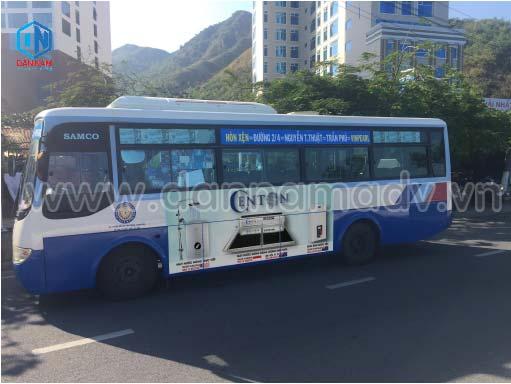 quảng cáo trên xe bus bình thuận