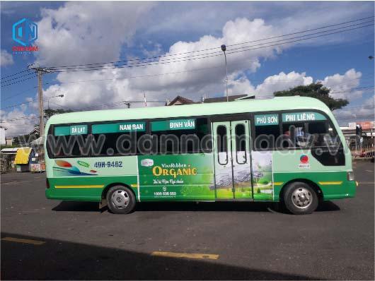 Lộ trình xe bus Đà Lạt