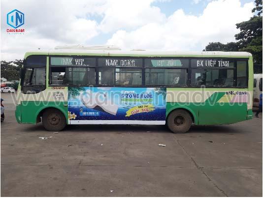 Lộ trình xe bus Đắk Nông