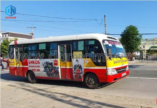 Lộ trình xe bus Hà Tĩnh