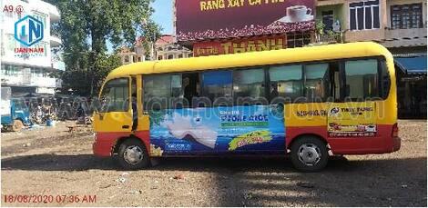 Lộ trình xe bus Kon Tum