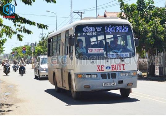 Lộ trình xe bus Ninh Thuận
